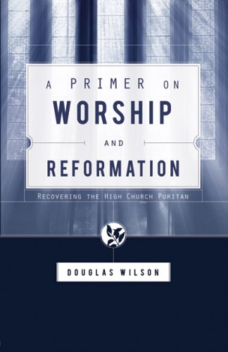 Cover of A Primer on Worship and Reformation
