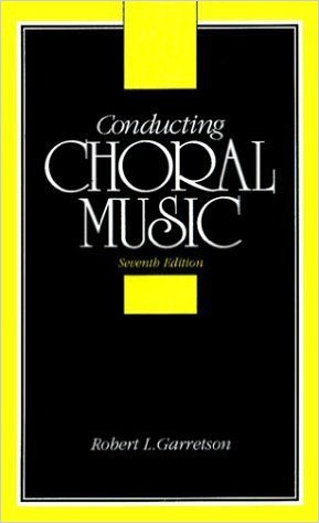 Cover of Conducting Choral Music
