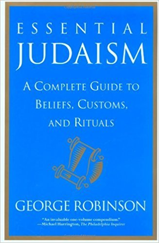 Cover of Essential Judaism