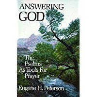 Cover of Answering God