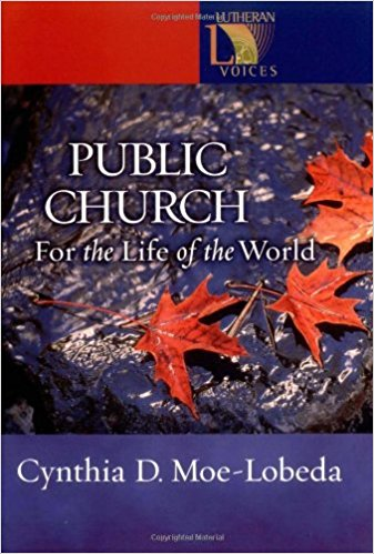 Cover of Public Church: For the Life of the World