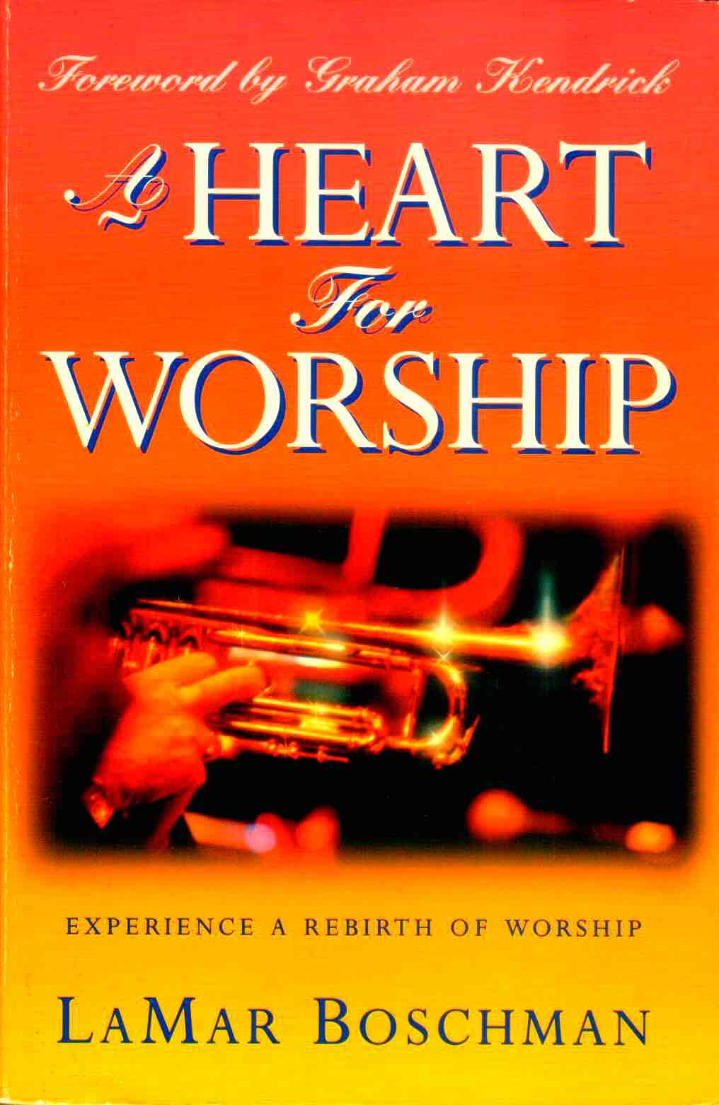 Cover of A Heart For Worship