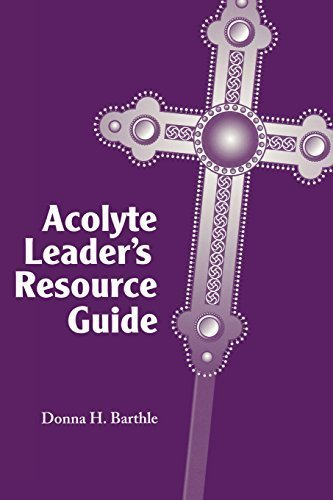 Cover of Acolyte Leader's Resource Guide