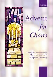 Cover of Advent for Choirs