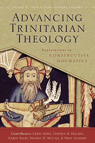 Cover of Advancing Trinitarian Theology