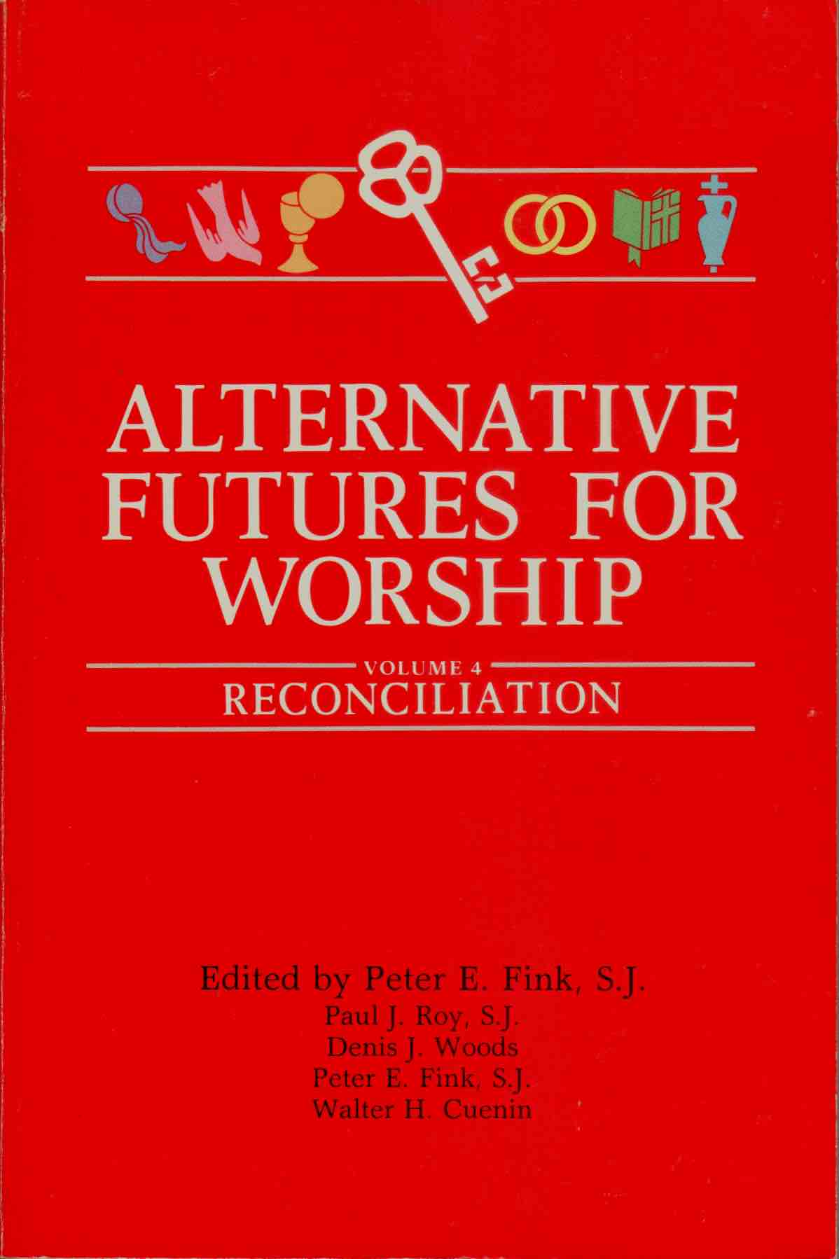 Cover of Alternative Futures for Worship