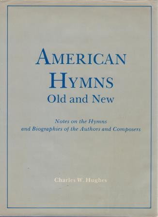 Cover of American Hymns Old and New