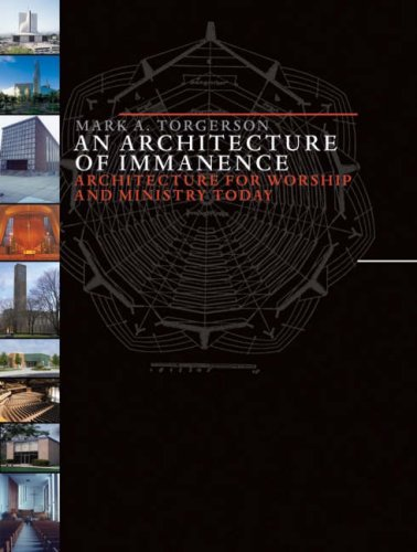 Cover of An Architecture of Immanence