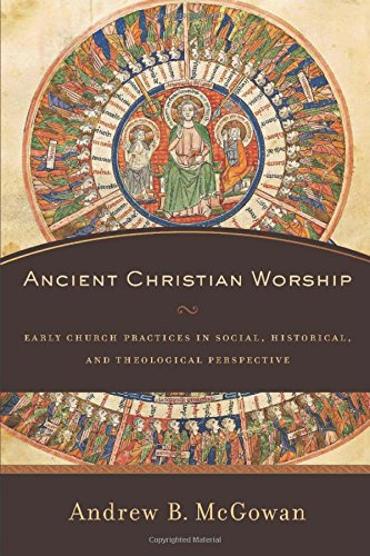 Cover of Ancient Christian Worship