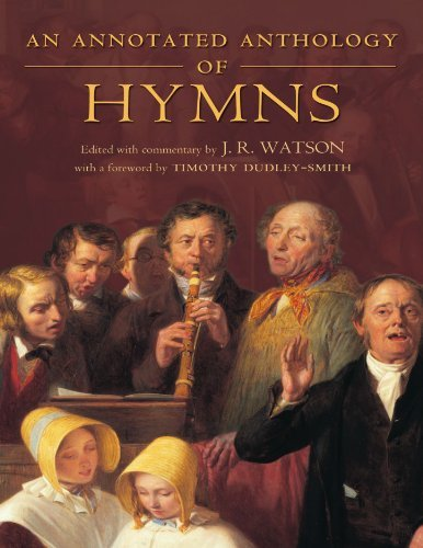 Cover of An Annotated Anthology of Hymns