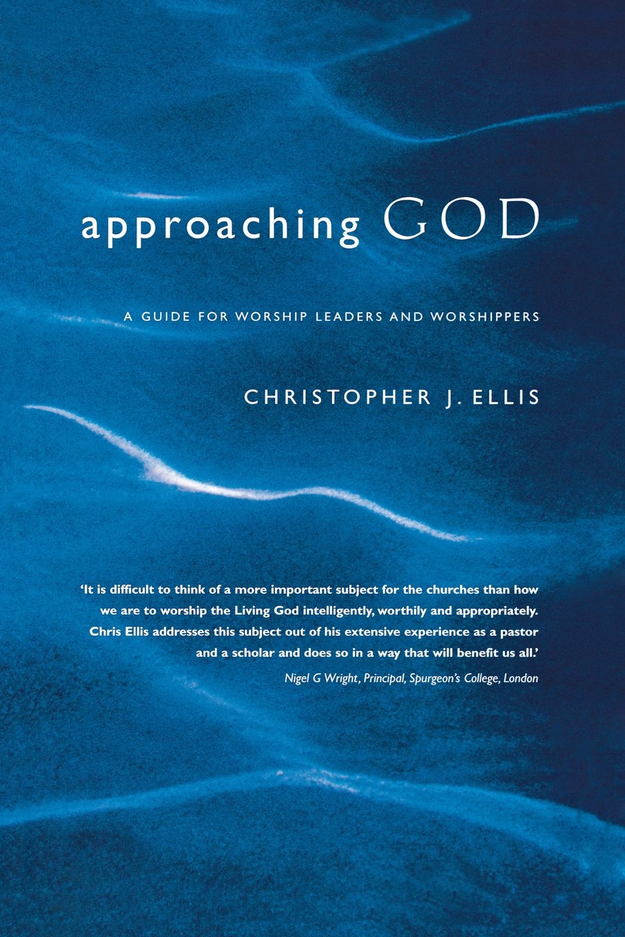 Cover of Approaching God