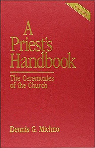 Cover of A Priest's Handbook