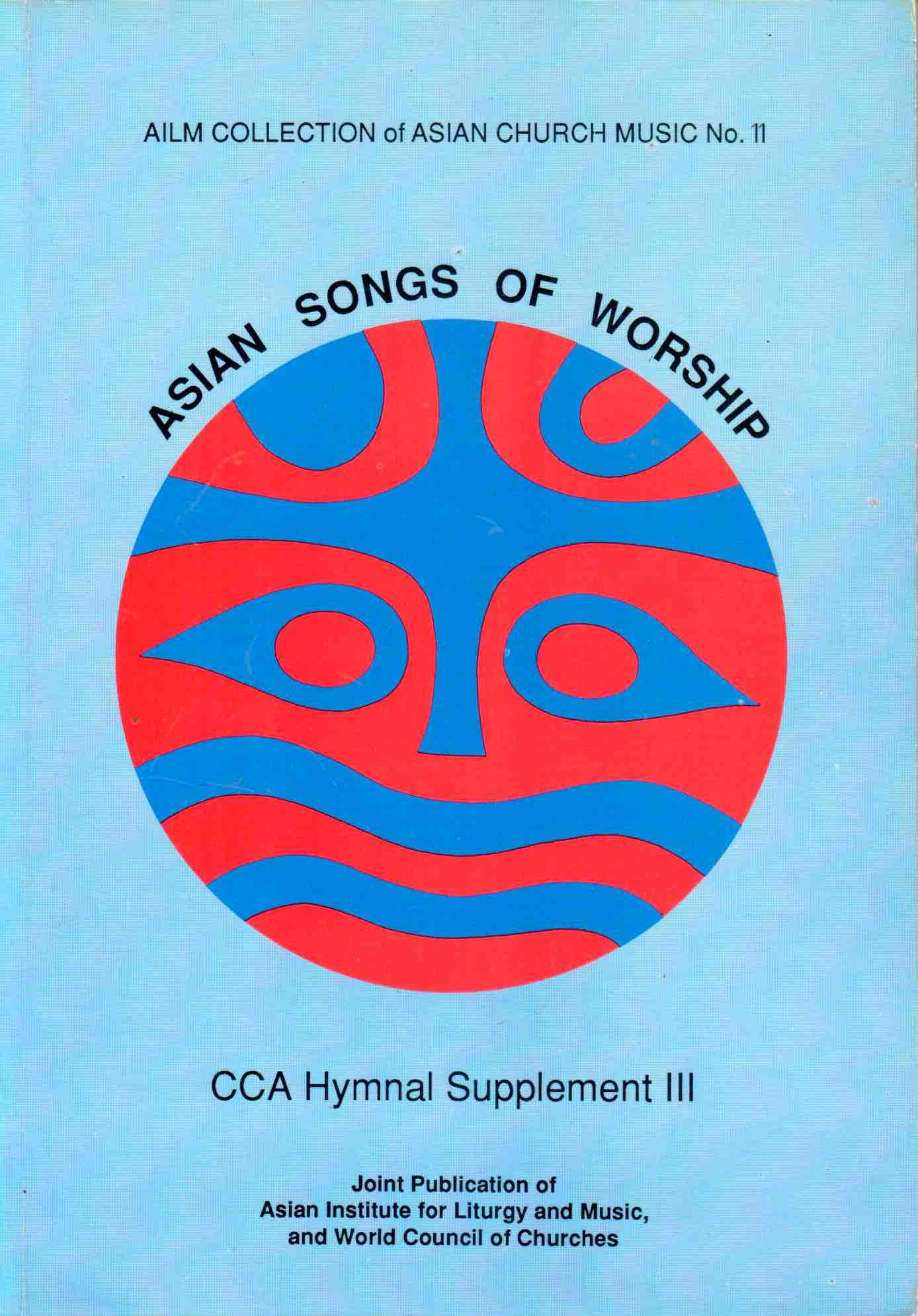 Cover of Asian Songs of Worship