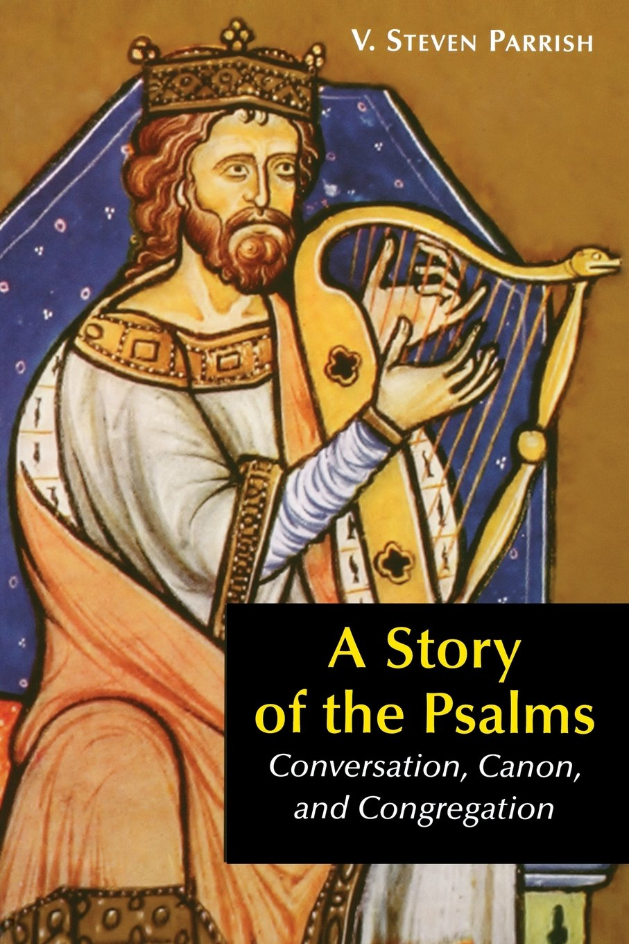 Cover of A Story of the Psalms