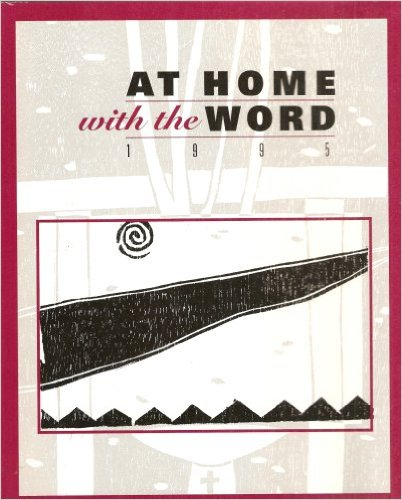 Cover of At Home with the Word - 1995