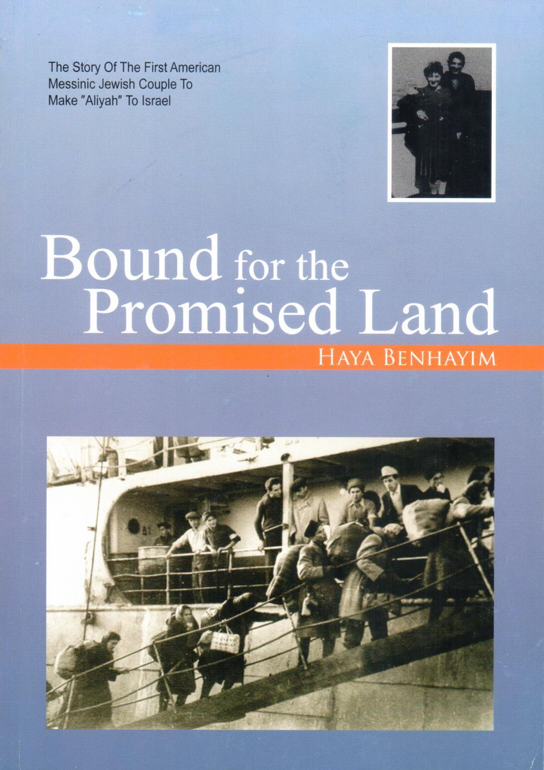 Cover of Bound for the Promised Land