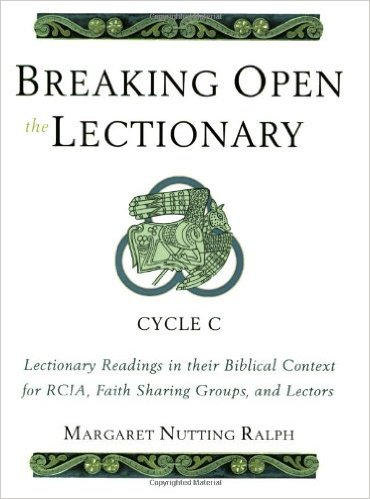 Cover of Breaking Open the Lectionary