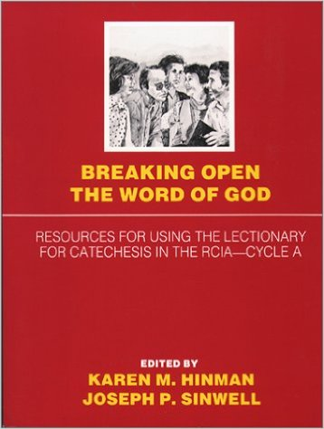 Cover of Breaking Open the Word of God, Cycle A