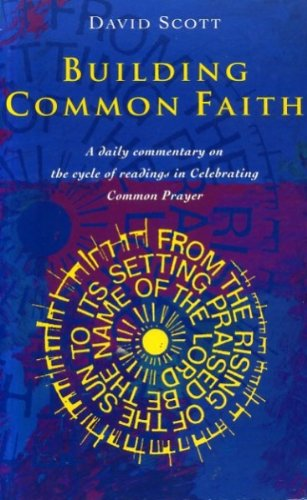 Cover of Building Common Faith: