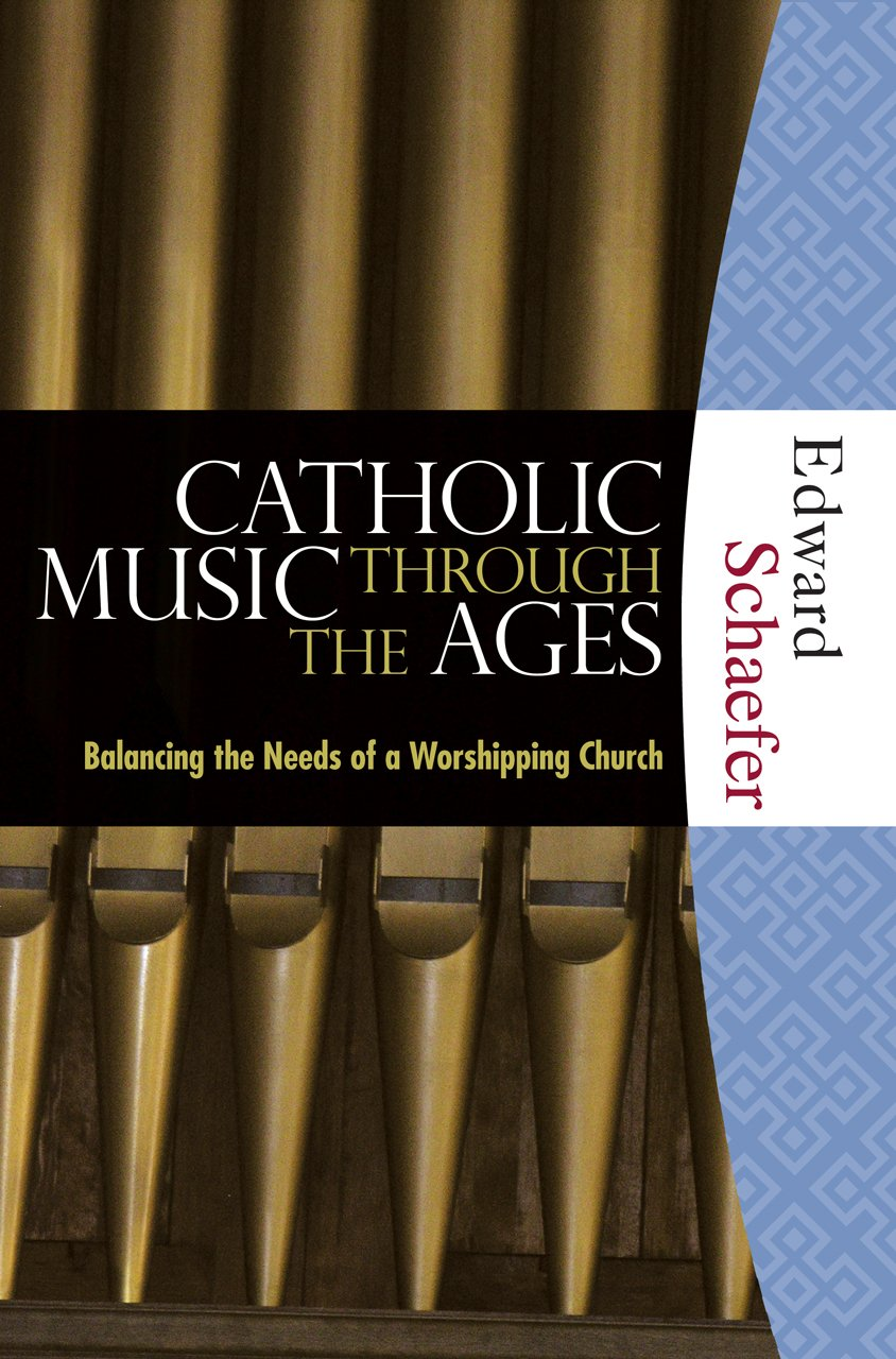 Cover of Catholic Music through the Ages
