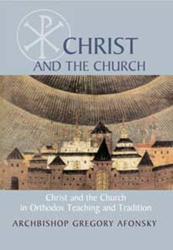 Cover of Christ and the Church