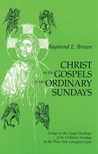 Cover of Christ in the Gospels of the Ordinary Sundays
