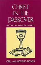 Cover of Christ in the Passover