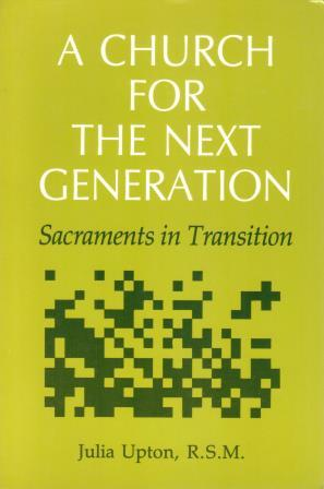 Cover of A Church for the Next Generation