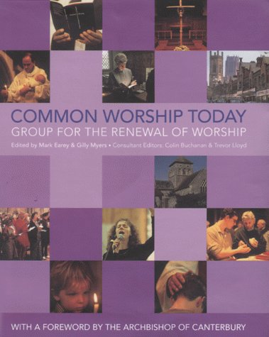 Cover of Common Worship Today