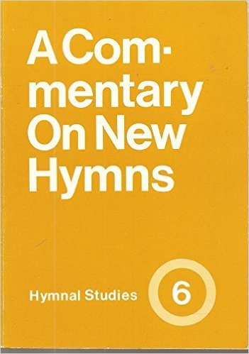 Cover of A Commentary on New Hymns