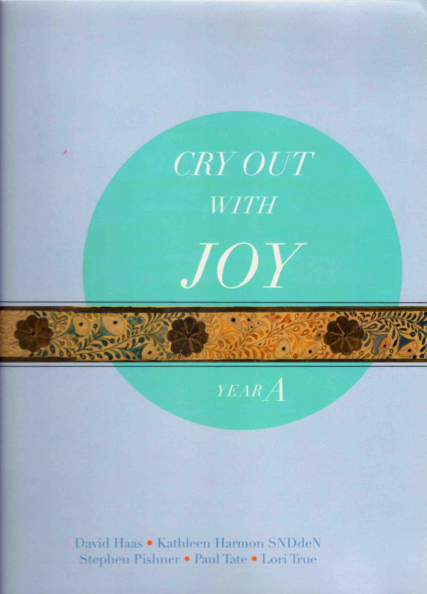 Cover of Cry Out with Joy