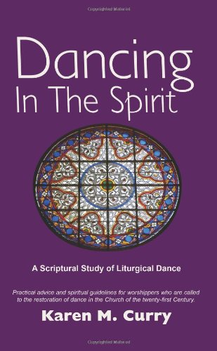 Cover of Dancing In The Spirit