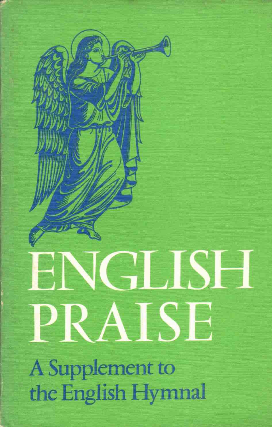 Cover of English Praise