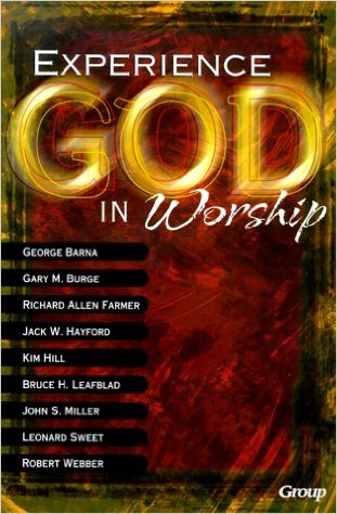 Cover of Experiencing God in Worship