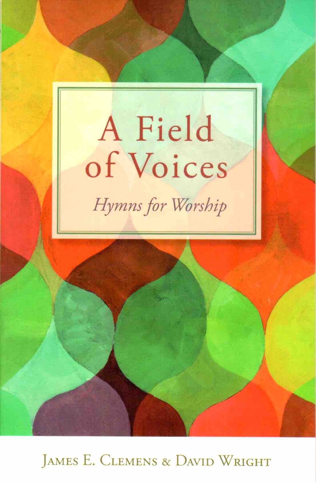 Cover of A Field of Voices