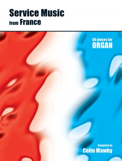 Cover of Service Music from France