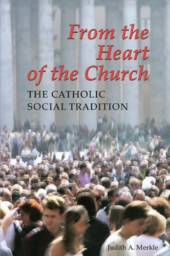 Cover of From the Heart of the Church