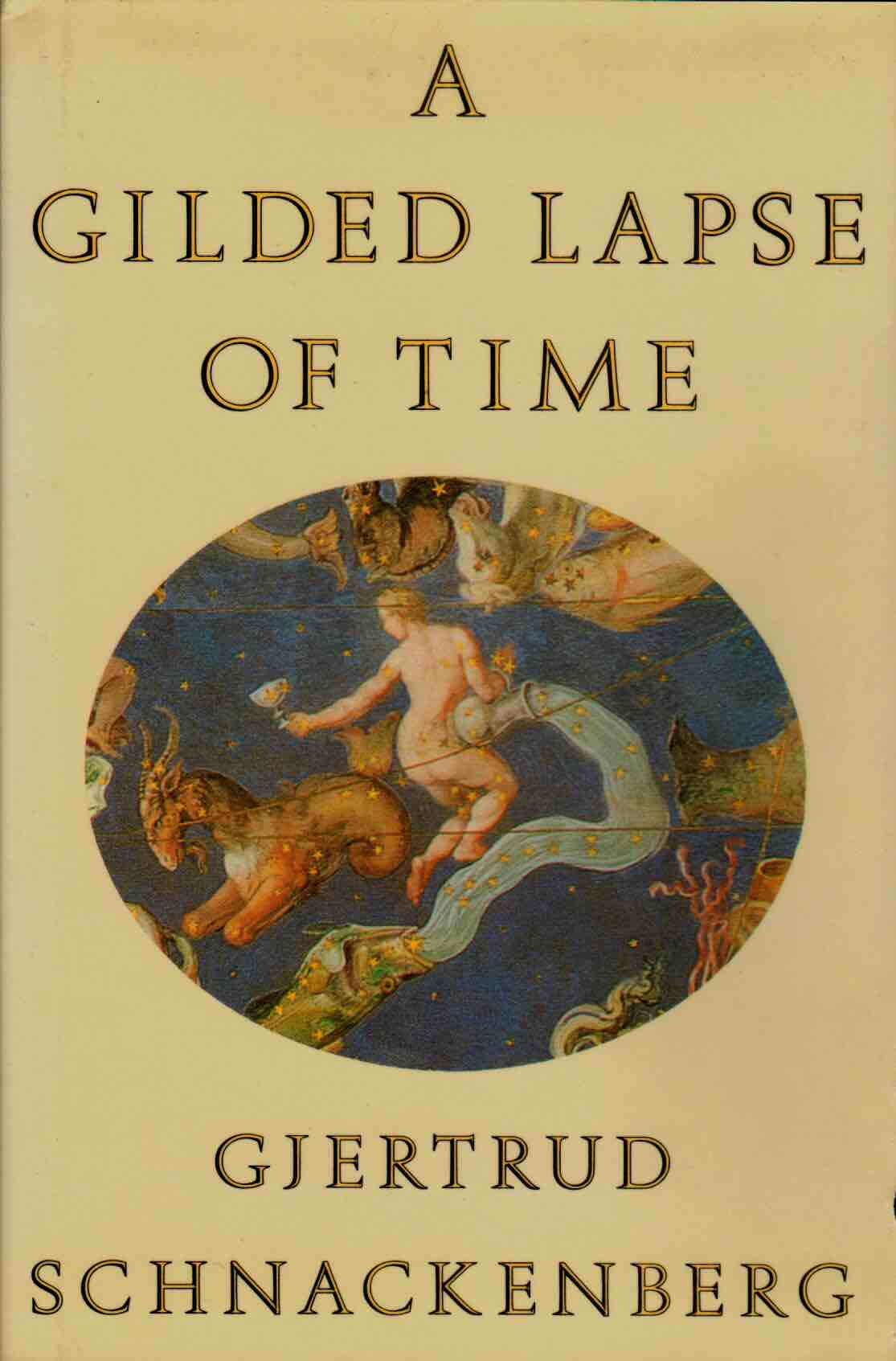 Cover of A Gilded Lapse of Time