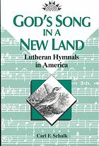 Cover of God's song in a new land