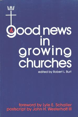 Cover of Good News in Growing Churches