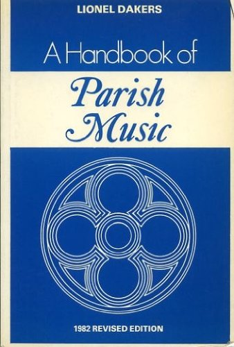 Cover of A Handbook of Parish Music