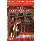 Cover of A History of Liturgical Books