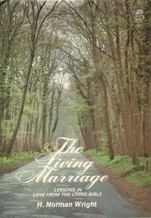 Cover of The Living Marriage
