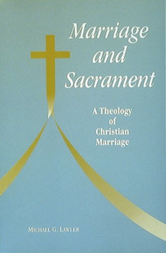 Cover of Marriage and Sacrament