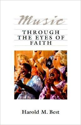 Cover of Music through the Eyes of Faith