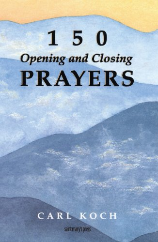 Cover of 150 opening and closing prayers
