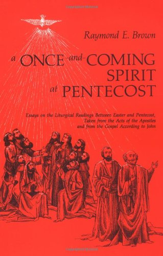 Cover of A Once-and-Coming Spirit at Pentecost