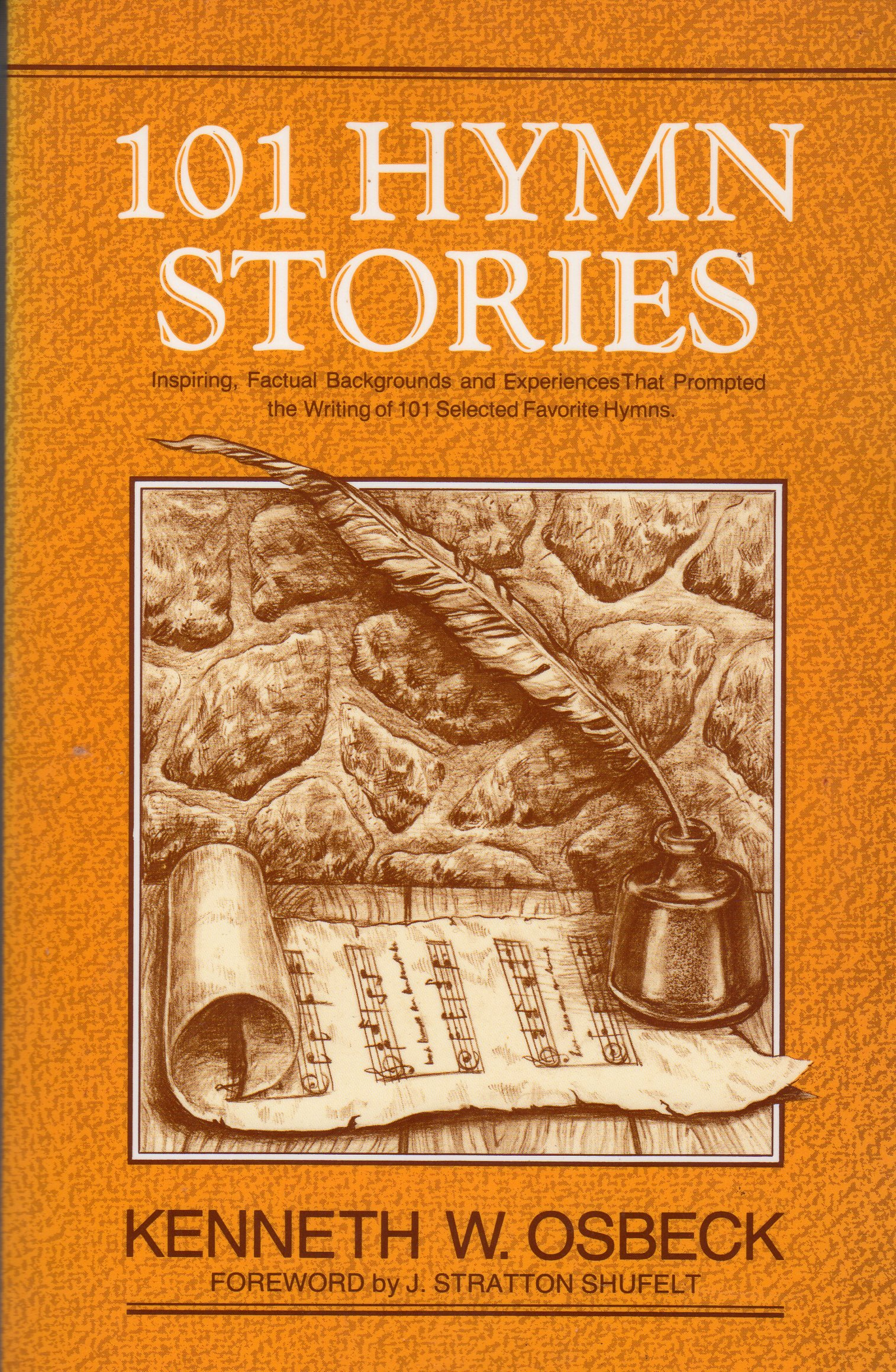Cover of 101 Hymn Stories