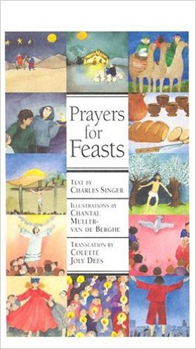 Cover of Prayers for Feasts