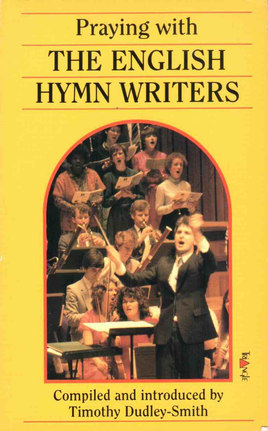 Cover of Praying with the English Hymn Writers